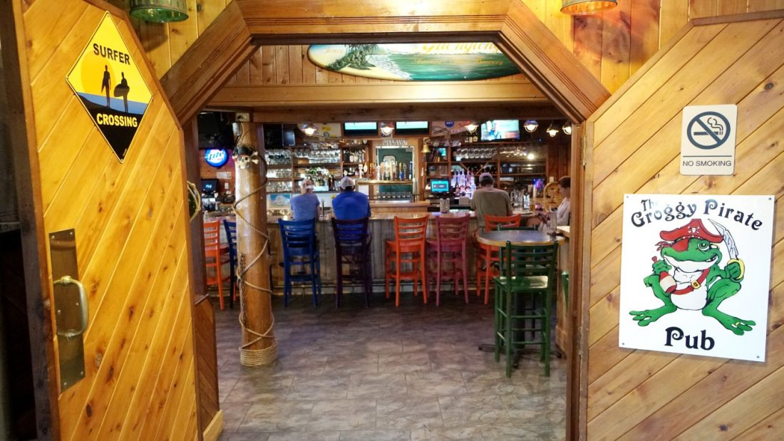 The Froggy Dog Restaurant & Pub | Outer Banks